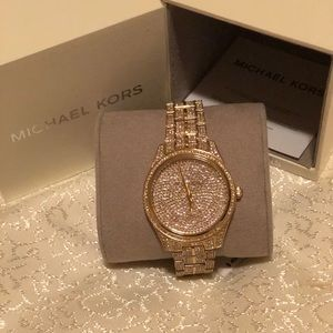 NWT Michael Kors Stainless Steel Women's Watch
